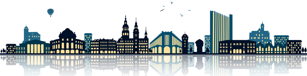 Landmarks of Chemnitz