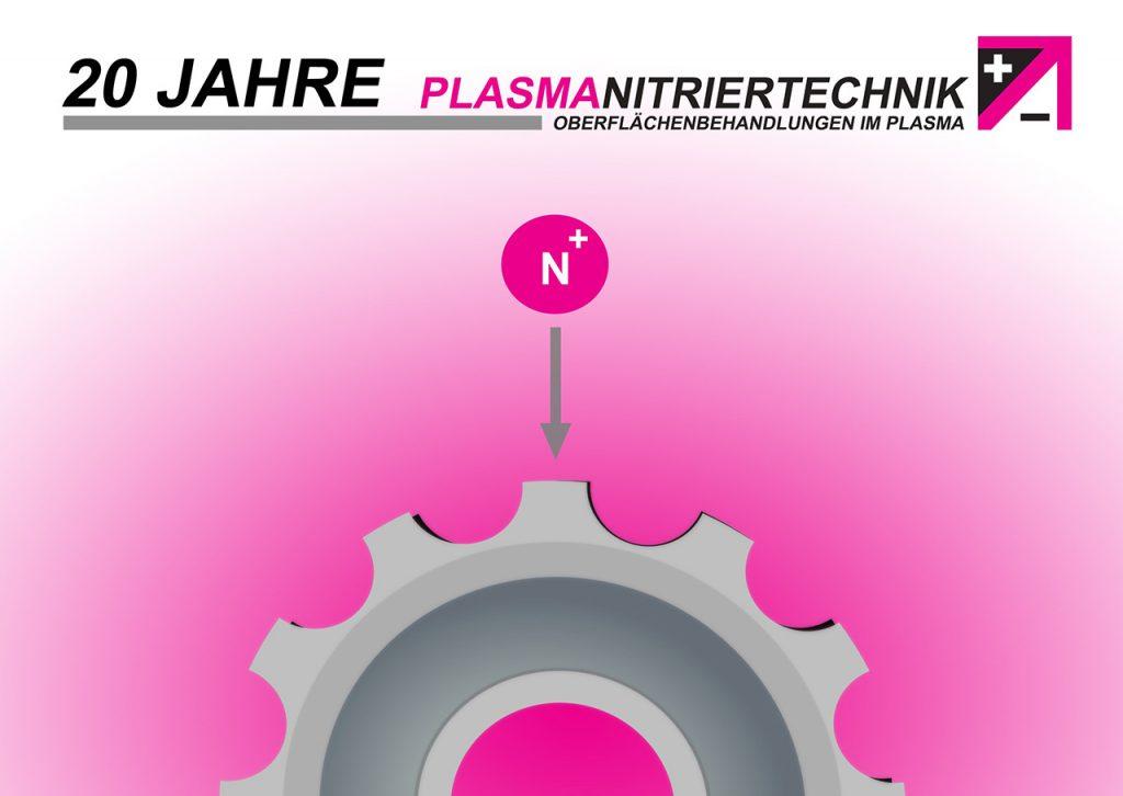 20 Jahre Plasmanitriertechnik