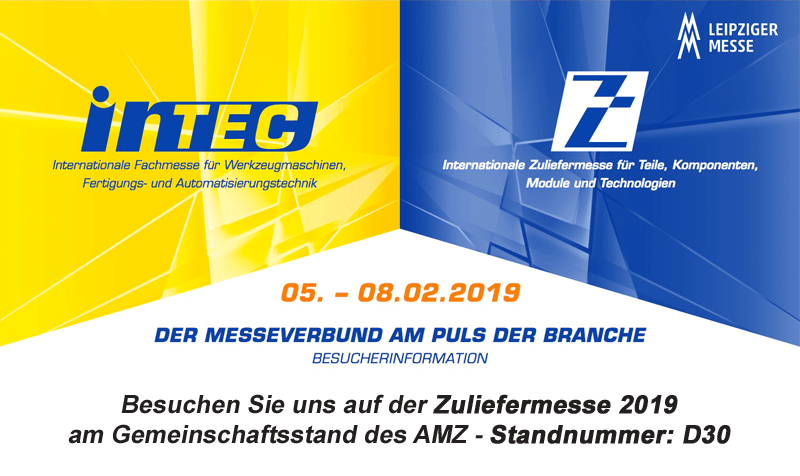 inTEC und Internationale Zulieferermesse 2019